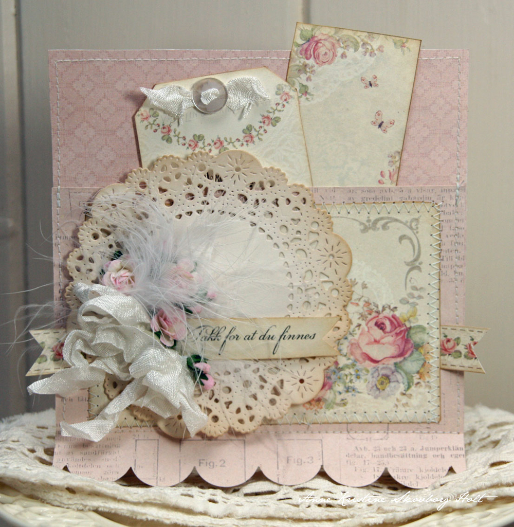 Takk for at du finnes pion design 39 s blog - Decoracion estilo shabby chic ...