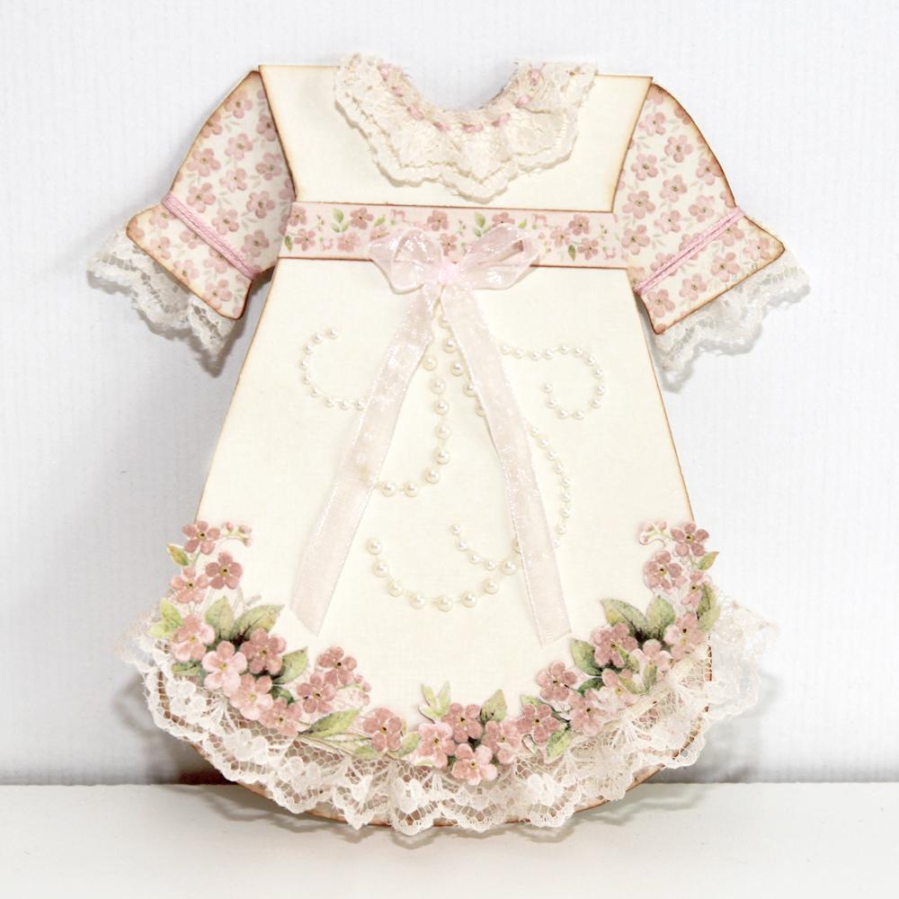 fin klänning baby