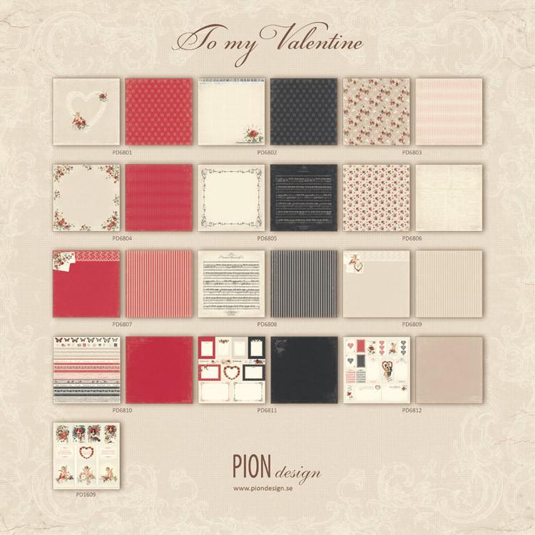 To my Valentine - PD6800