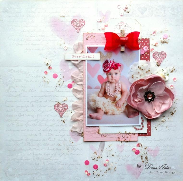 Sweetheart by Dana Tatar