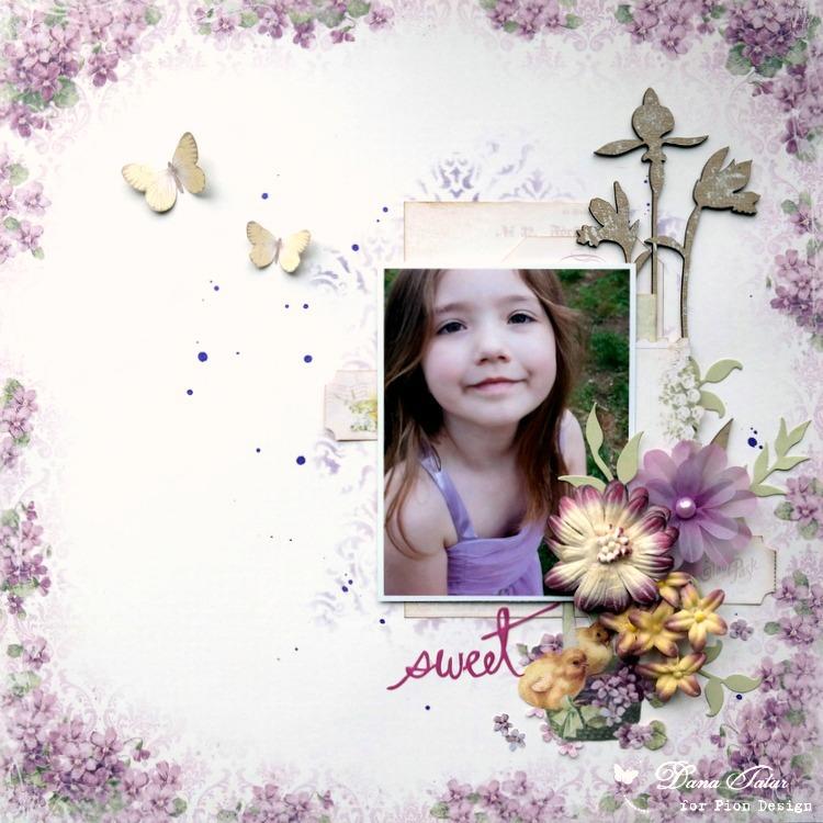 Sweet by Dana Tatar