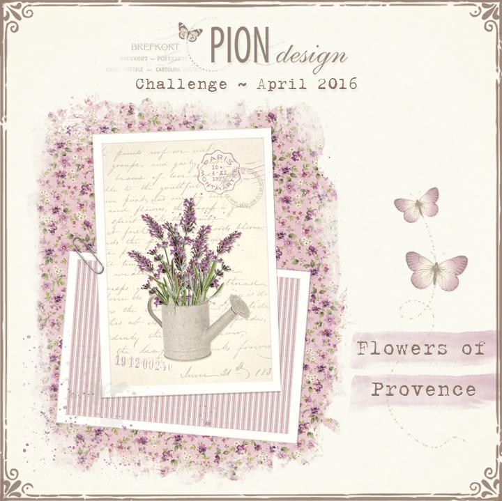 pion challenge april 2016