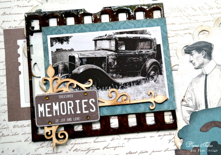 Treasured Memories by Dana Tatar for Pion Design
