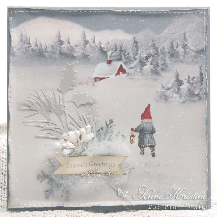 Greetings from the north pole pion designs blog greetings from the north pole anne m namn m4hsunfo