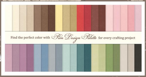 Palette slide med ram