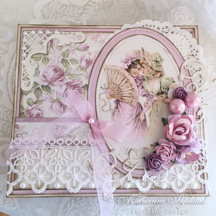 Where The Roses Grow Box » Pion Design's Blog